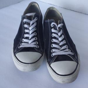Converse all star shoes size 10 men size 12 women